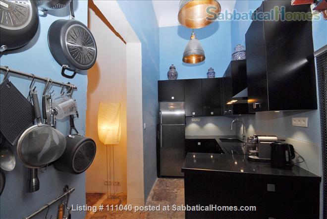 Historic Loft Conversion Home Rental in Montpellier, Occitanie, France 3