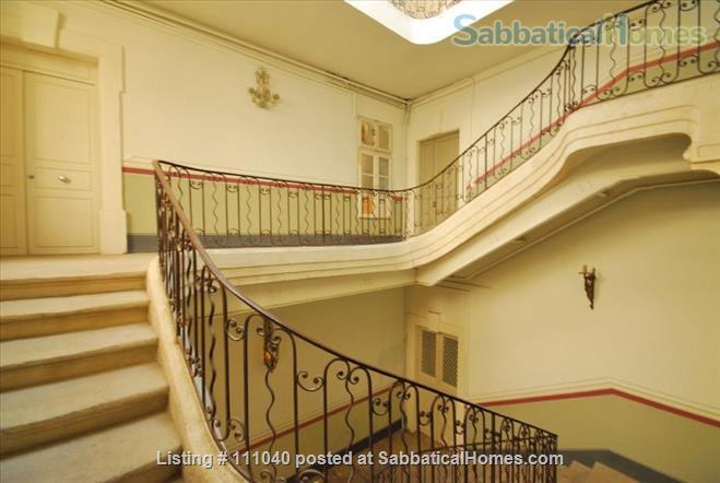 Historic Loft Conversion Home Rental in Montpellier, Occitanie, France 4