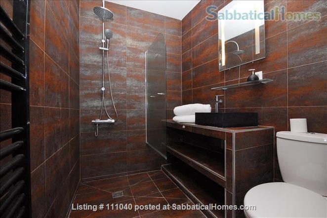 Historic Loft Conversion Home Rental in Montpellier, Occitanie, France 7