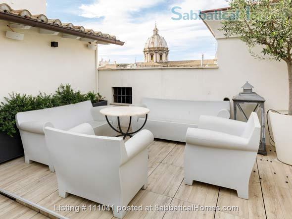Casa Flavia at the Pantheon: a charming and quiet apartment Home Rental in Roma, Lazio, Italy 0