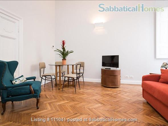 Casa Flavia at the Pantheon: a charming and quiet apartment Home Rental in Roma, Lazio, Italy 4