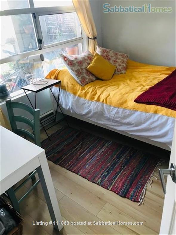 Beautiful Kitsilano apartment. Pet friendly. Great location near the beach, mountain views Home Exchange in Vancouver, British Columbia, Canada 5