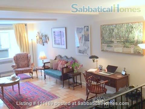 Carnegie Hill: Elegant 1BR  Apartment Home Rental in New York, New York, United States 0