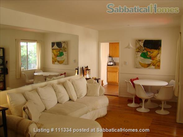 Beautiful house and fruit tree garden next to Santa Monica & Venice Home Rental in Los Angeles, California, United States 5