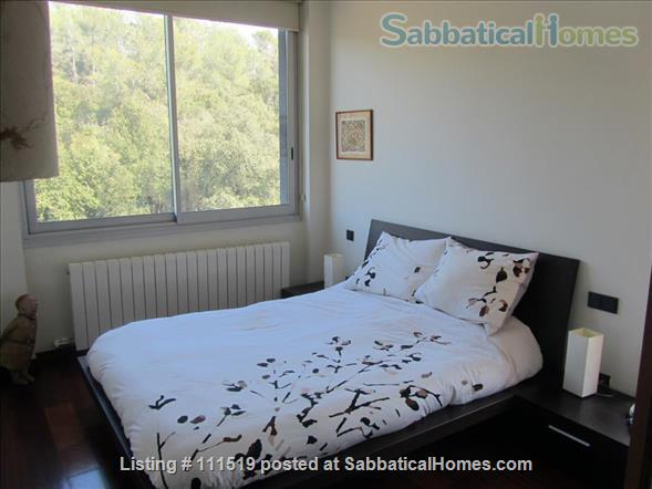 Design house within 20 minutes - or less - to five Univeristy Campus Home Rental in Sant Cugat del Vallès, CT, Spain 0
