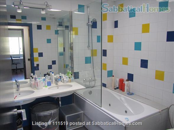 Design house within 20 minutes - or less - to five Univeristy Campus Home Rental in Sant Cugat del Vallès, CT, Spain 3