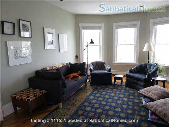 July 1 to Aug 15  2021 POTENTIALLY Lovely, sunny, 2 bdrm Cambridge condo  (Harvard, MIT, Tufts...) Home Rental in Cambridge, Massachusetts, United States 1