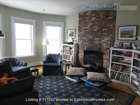 July 1 to Aug 15  2021 POTENTIALLY Lovely, sunny, 2 bdrm Cambridge condo  (Harvard, MIT, Tufts...) Home Rental in Cambridge, Massachusetts, United States 0