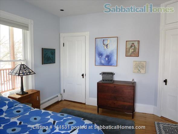 July 1 to Aug 15  2021 POTENTIALLY Lovely, sunny, 2 bdrm Cambridge condo  (Harvard, MIT, Tufts...) Home Exchange in Cambridge 5