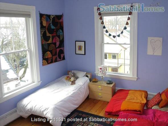 July 1 to Aug 15  2021 POTENTIALLY Lovely, sunny, 2 bdrm Cambridge condo  (Harvard, MIT, Tufts...) Home Exchange in Cambridge, Massachusetts, United States 6