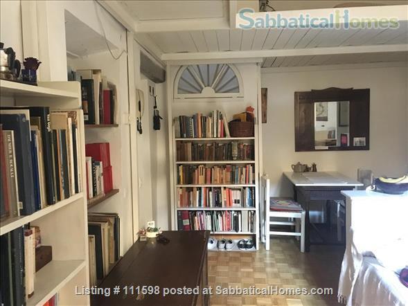 Totally Silent Loft near Ponte Vecchio Home Rental in Firenze, Toscana, Italy 3