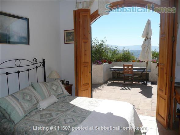 Mediterranean & Mountain Views surround this Granada Province cottage Home Rental in Salobreña, AL, Spain 3