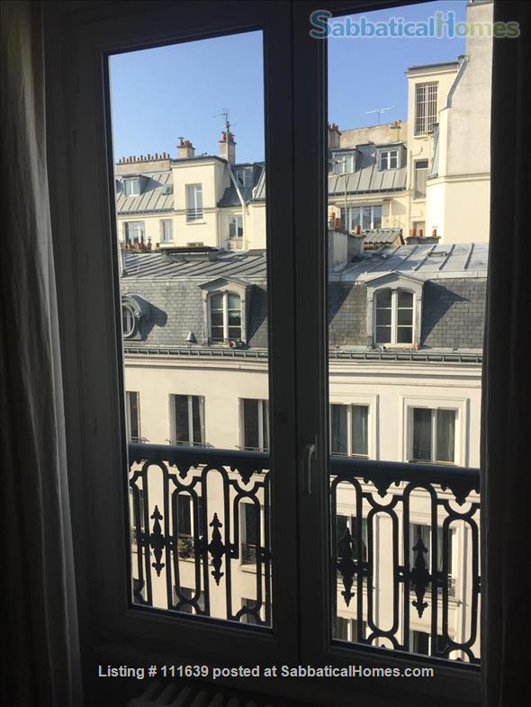 Charming apartment for a family in central Paris Home Rental in Paris, Île-de-France, France 0