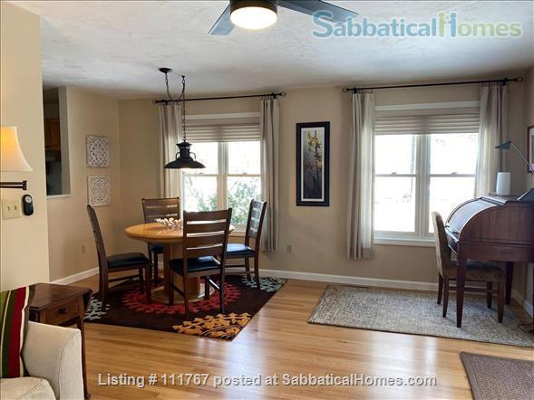 Quiet 1 Bedroom Accessory Apartment Close to Umass Amherst Home Rental in Hadley, Massachusetts, United States 0