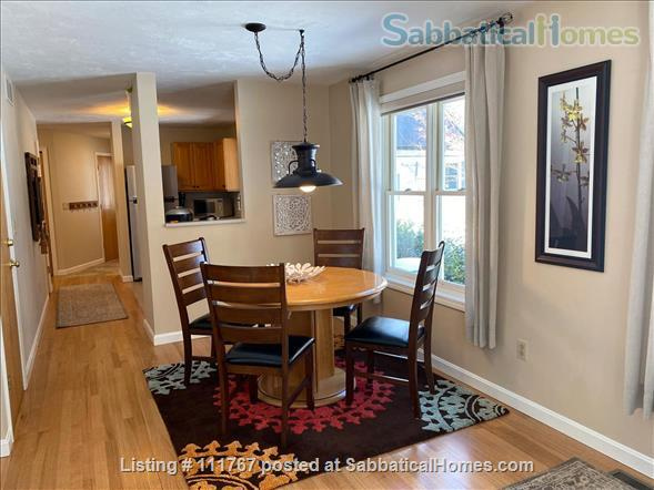 Quiet 1 Bedroom Accessory Apartment Close to Umass Amherst Home Rental in Hadley, Massachusetts, United States 2