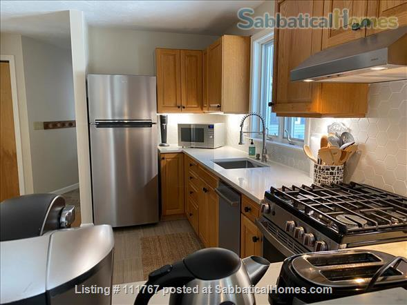 Quiet 1 Bedroom Accessory Apartment Close to Umass Amherst Home Rental in Hadley, Massachusetts, United States 3