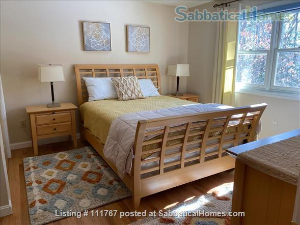 Quiet 1 Bedroom Accessory Apartment Close to Umass Amherst Home Rental in Hadley, Massachusetts, United States 4