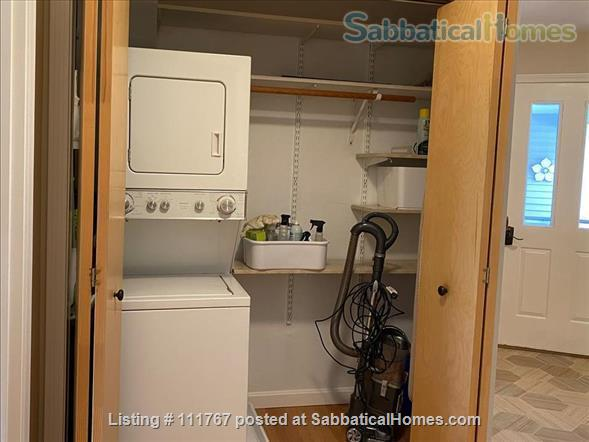 Quiet 1 Bedroom Accessory Apartment Close to Umass Amherst Home Rental in Hadley, Massachusetts, United States 6