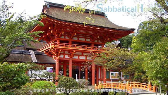 A lovely home close to Kyoto University Home Rental in Kyoto-shi, Kyoto-fu, Japan 9