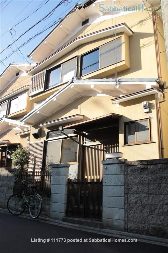 A lovely home close to Kyoto University Home Rental in Kyoto-shi, Kyoto-fu, Japan 1
