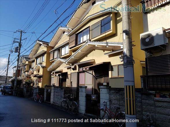 A lovely home close to Kyoto University Home Rental in Kyoto-shi, Kyoto-fu, Japan 0