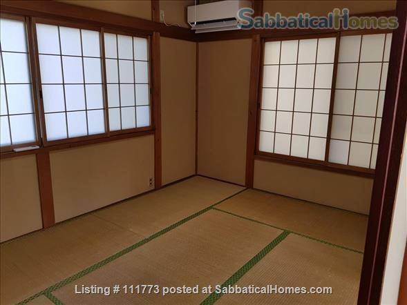 A lovely home close to Kyoto University Home Rental in Kyoto-shi, Kyoto-fu, Japan 2