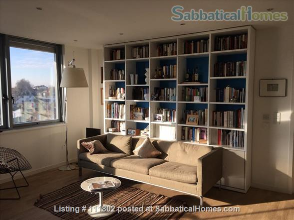 listing image for Elegant 2 bedroom flat 1 tube stop from the British Library