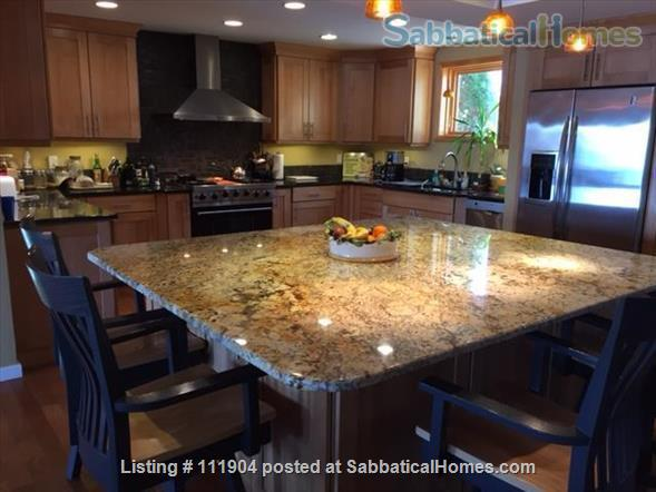 Ann Arbor area beautiful lakefront home with 2 kayaks Home Rental in Whitmore Lake, Michigan, United States 4