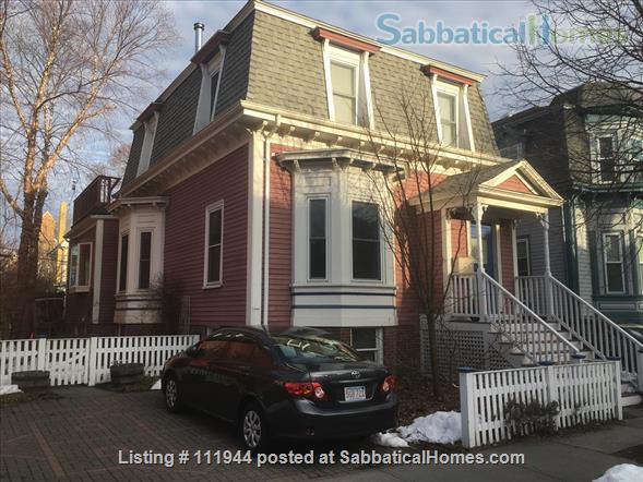 Walk to Harvard or MIT – 3BR in Inman Square, Cambridge MA (from December 2021) Home Rental in Cambridge, Massachusetts, United States 1
