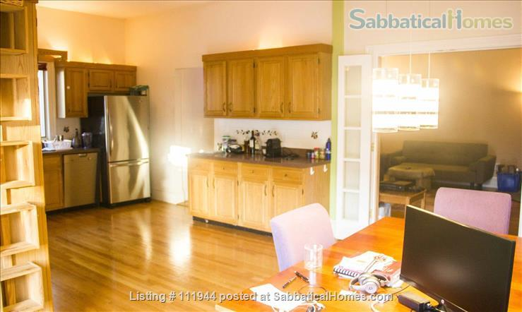 Walk to Harvard or MIT – 3BR in Inman Square, Cambridge MA (from December 2021) Home Rental in Cambridge, Massachusetts, United States 0