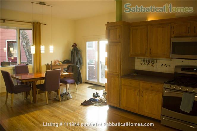 Walk to Harvard or MIT – 3BR in Inman Square, Cambridge MA (from December 2021) Home Rental in Cambridge, Massachusetts, United States 2