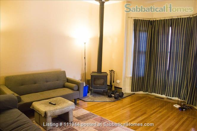 Walk to Harvard or MIT – 3BR in Inman Square, Cambridge MA (from December 2021) Home Rental in Cambridge, Massachusetts, United States 4