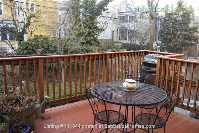 Walk to Harvard or MIT – 3BR in Inman Square, Cambridge MA (from December 2021) Home Rental in Cambridge, Massachusetts, United States 7