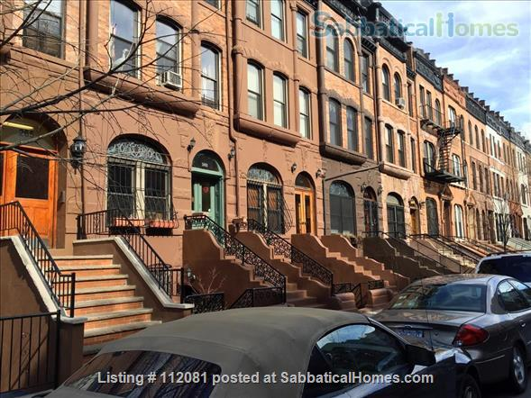 Charming 1 BR Garden Apartment in Harlem Home Rental in New York, New York, United States 0
