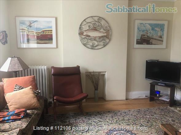 Detached Home in High Park North  Home Rental in Toronto, Ontario, Canada 3