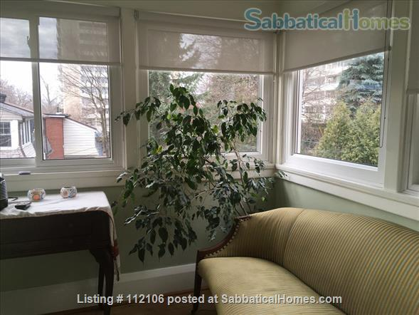 Detached Home in High Park North  Home Rental in Toronto, Ontario, Canada 7