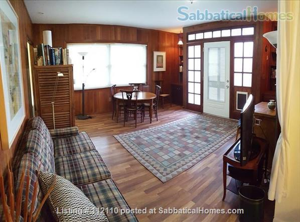 Beautiful small, private apartment near UNC and UNC's Medical Center Home Rental in Chapel Hill, North Carolina, United States 0