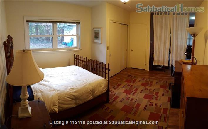 Beautiful small, private apartment near UNC and UNC's Medical Center Home Rental in Chapel Hill, North Carolina, United States 4