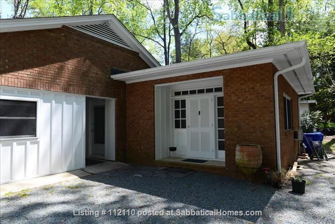 Beautiful small, private apartment near UNC and UNC's Medical Center Home Rental in Chapel Hill, North Carolina, United States 3