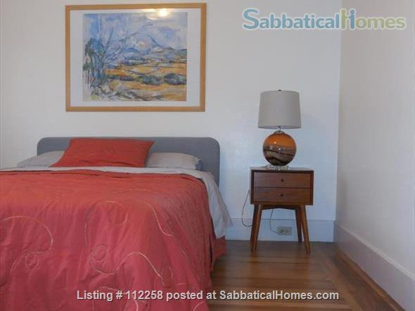 Craftsman Two Bedroom Family Home in Berkeley, near SF, Redwood Deck, Walking Distance to UC Berkeley Campus and Downtown, and All Major Public Transportation, Accommodates 4! Home Rental in Berkeley, California, United States 8