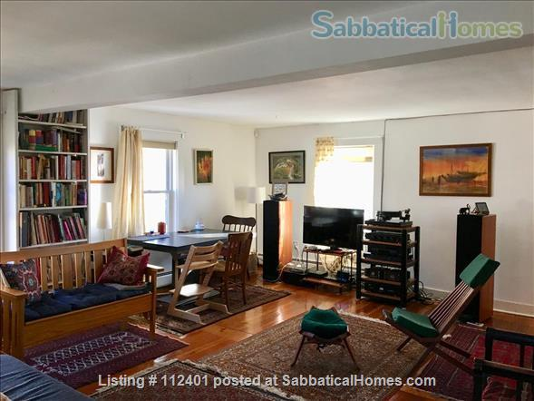 Comfortable and well-located 3 BD/2BA in Cambridge MA, close to both Harvard and MIT Home Rental in Cambridge, Massachusetts, United States 1