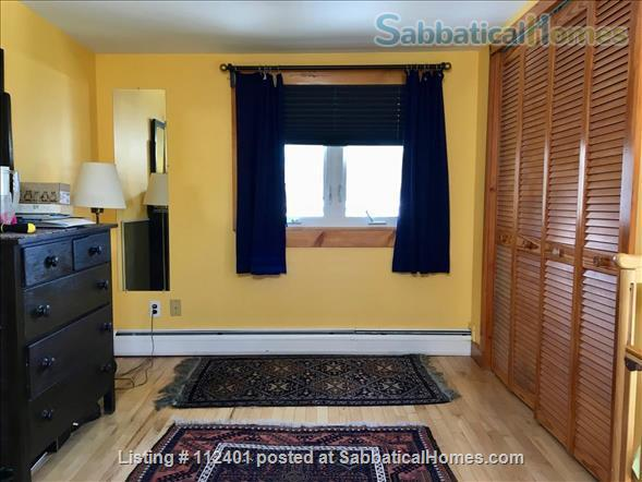 Comfortable and well-located 3 BD/2BA in Cambridge MA, close to both Harvard and MIT Home Rental in Cambridge, Massachusetts, United States 3