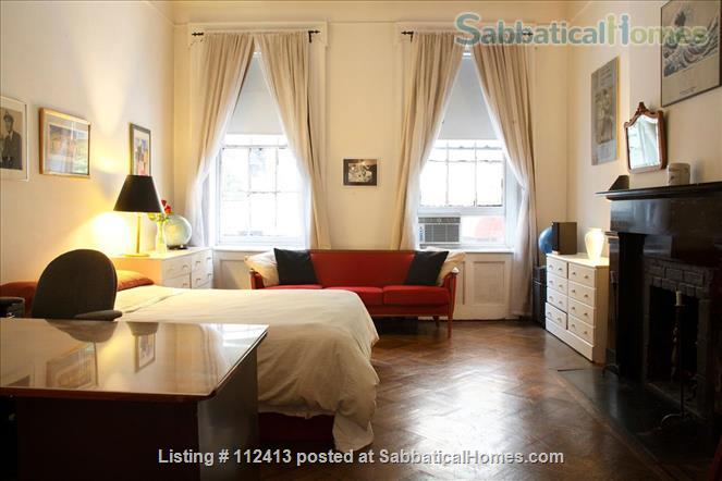 Greenwich Village Brownstone-Huge Private Deck, Separated Entrance Home Rental in New York, New York, United States 9