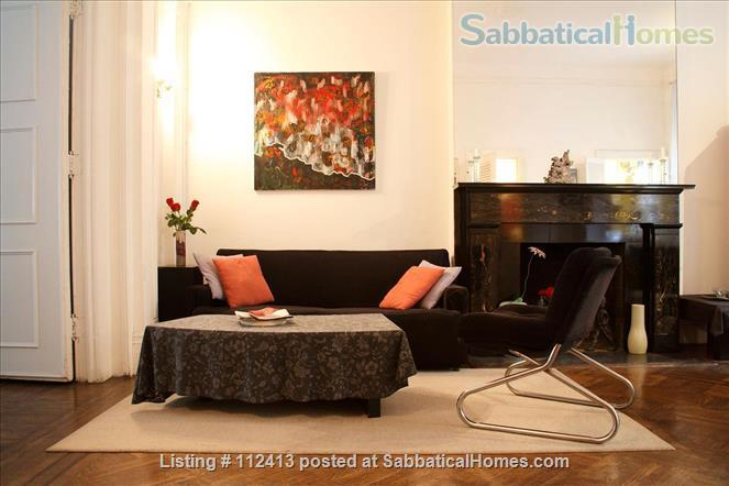 Greenwich Village Brownstone-Huge Private Deck, Separated Entrance Home Rental in New York, New York, United States 1