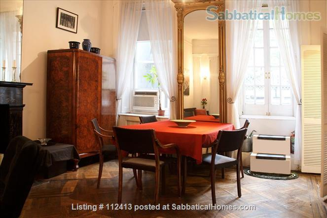 Greenwich Village Brownstone-Huge Private Deck, Separated Entrance Home Rental in New York, New York, United States 0
