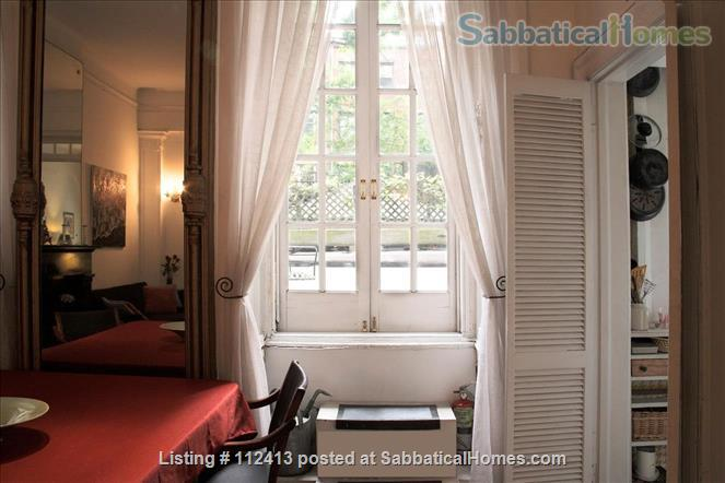 Greenwich Village Brownstone-Huge Private Deck, Separated Entrance Home Rental in New York, New York, United States 2
