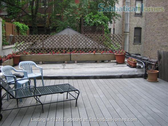 Greenwich Village Brownstone-Huge Private Deck, Separated Entrance Home Rental in New York, New York, United States 3