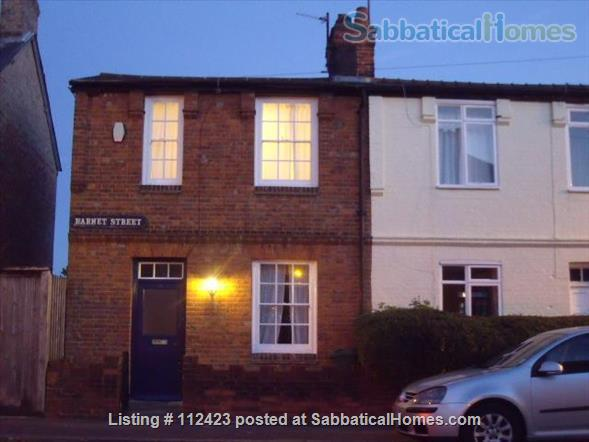 Cozy Victorian House: Central, but Quiet Home Rental in Oxfordshire, England, United Kingdom 9