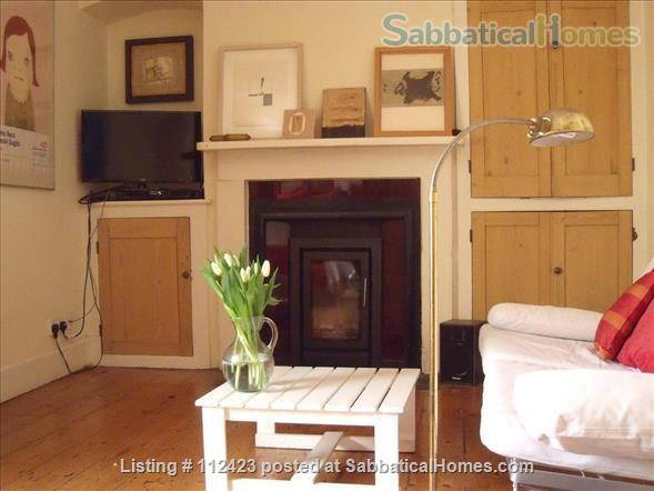 Cozy Victorian House: Central, but Quiet Home Rental in Oxfordshire, England, United Kingdom 5