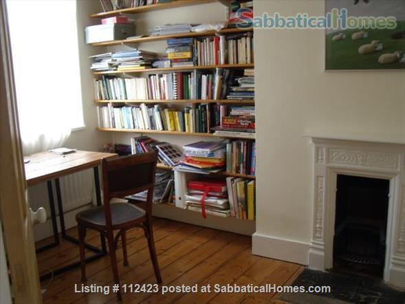 Cozy Victorian House: Central, but Quiet Home Rental in Oxfordshire, England, United Kingdom 7